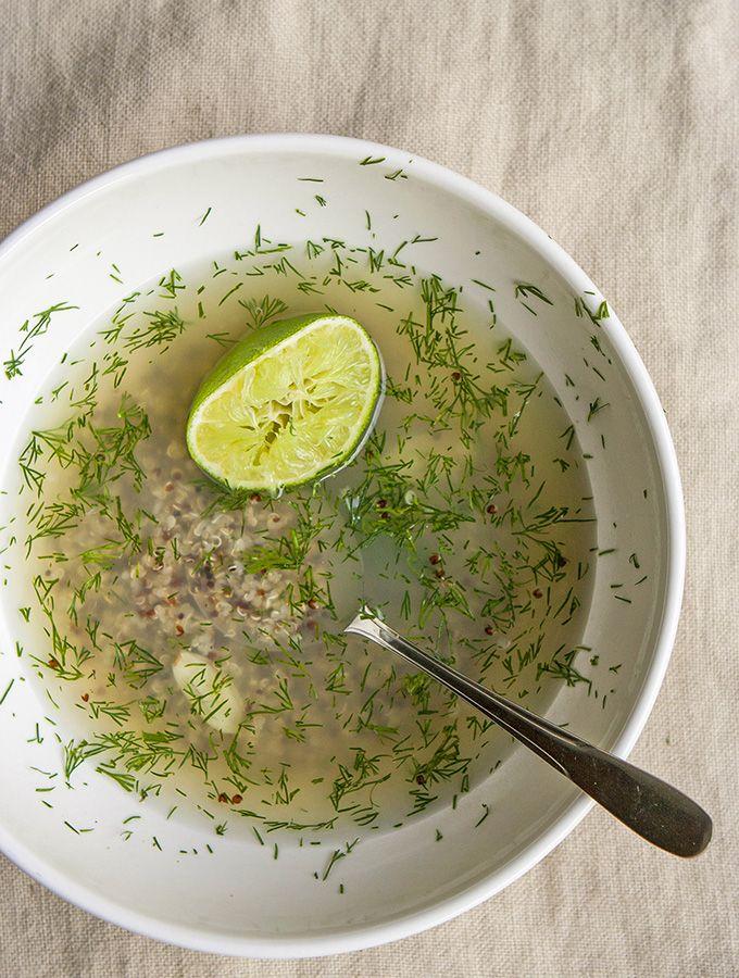 The Feel Good Bowl | pickin' soup for the soul | Pinterest