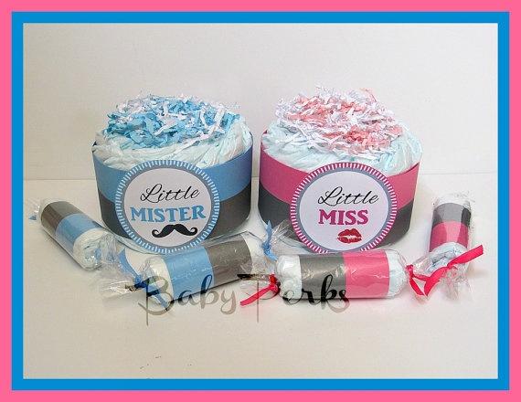 gender reveal baby shower baby shower decorations pinterest