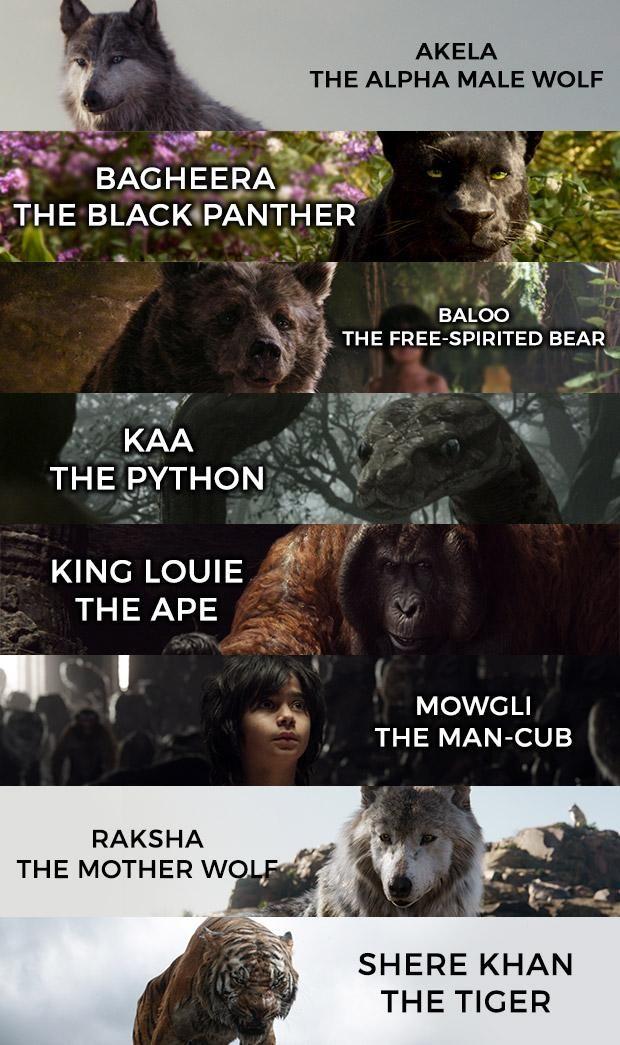 The Jungle Book (2016) 720p Hindi - Tamil - worldfree4movie