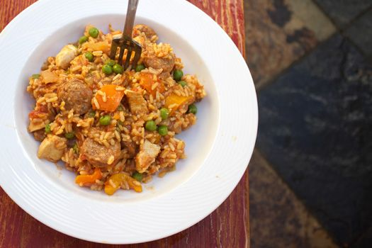 spanish rice bake with brown rice brown rice rice pudding brown rice ...