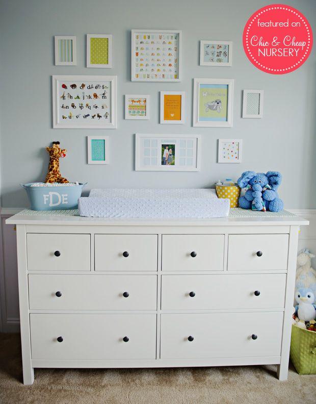Ikea Dresser Ikea In The Nursery Pinterest