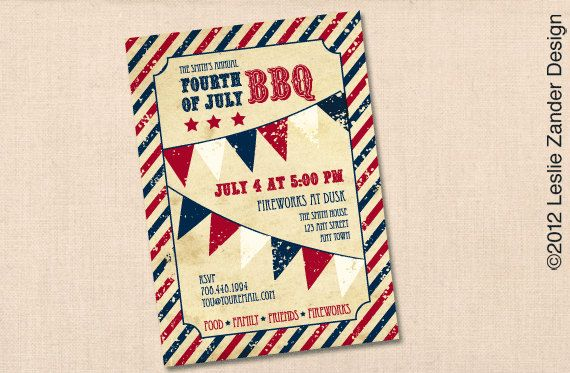fourth of july bbq party ideas