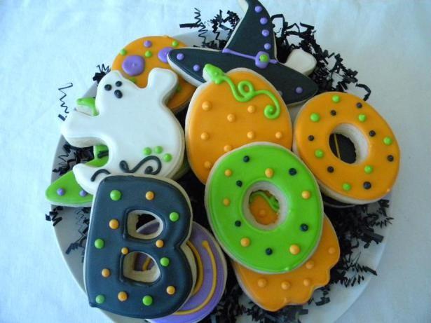 halloween cookies | Halloween Cookies | Halloween Baking & Treats | P ...