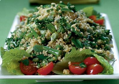 DIVERTIMENTI'S SPRING GREEN TABBOULEH | Our Favourite Recipes | Pinte ...