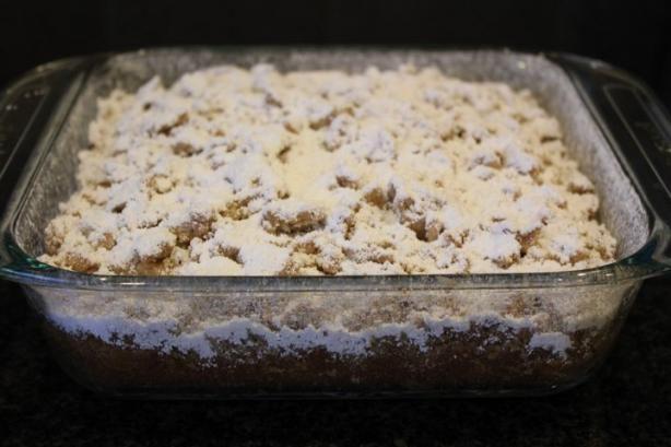 New York-Style Crumb Cake (America's Test Kitchen) | Recipe