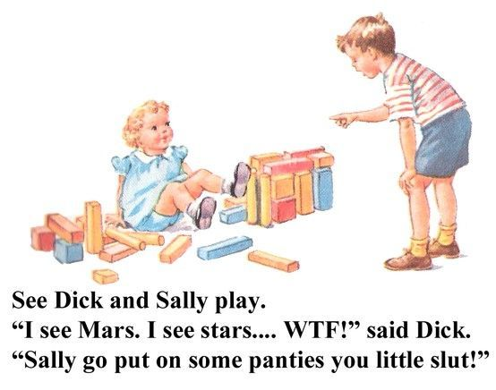 ballad of dick and jane