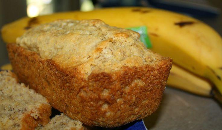 ... of Long Island and Central Florida: Eggless Banana-Nut Corn Bread