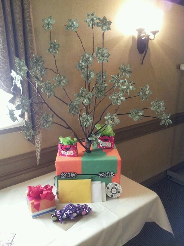 Money Tree Card Holder Diy Gift Ideas Pinterest