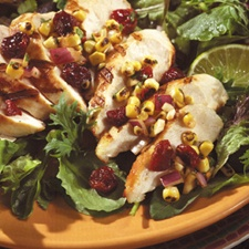 Fire-Roasted Corn and Cherry Salsa   Cherry Recipes   Pinterest