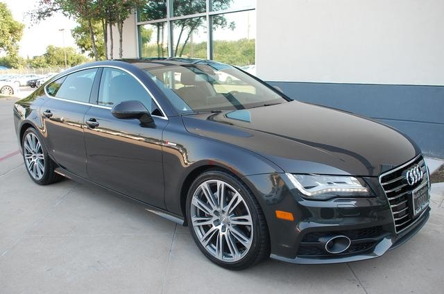 used 2012 audi a7 for sale dallas tx audi pre owned pinterest. Black Bedroom Furniture Sets. Home Design Ideas