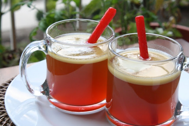 Hot Buttered Apple Cider Rum | Who's Thirsty?? | Pinterest