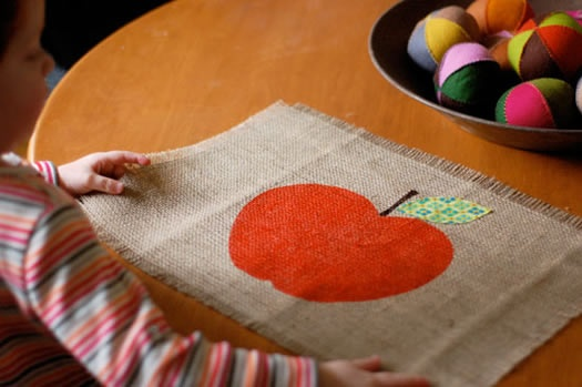 Fall Placemat Crafts For Kids Pinterest