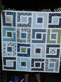 Baby blanket pattern moda bake shop jungle path baby quilt by