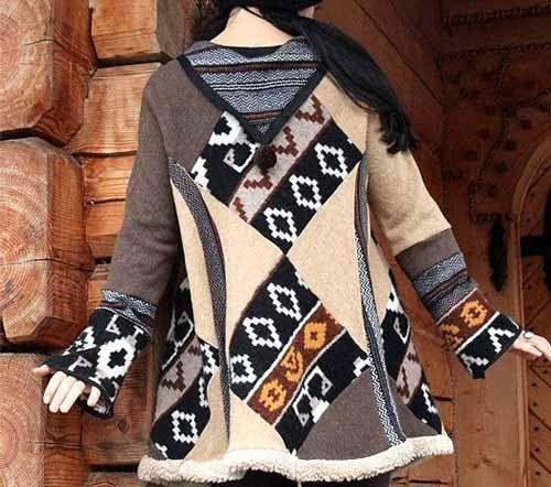 Что сделать из старого свитера своими руками