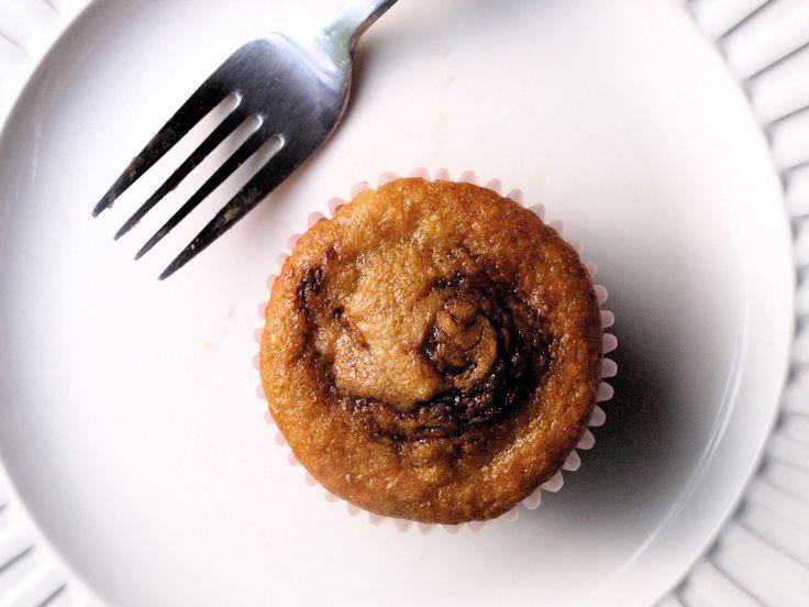 ... zucchini muffins with nutella swirl recipes dishmaps nutella muffins 1