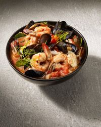 Italian Seafood Stew This seafood stew couldn't be easier--and it'll ...