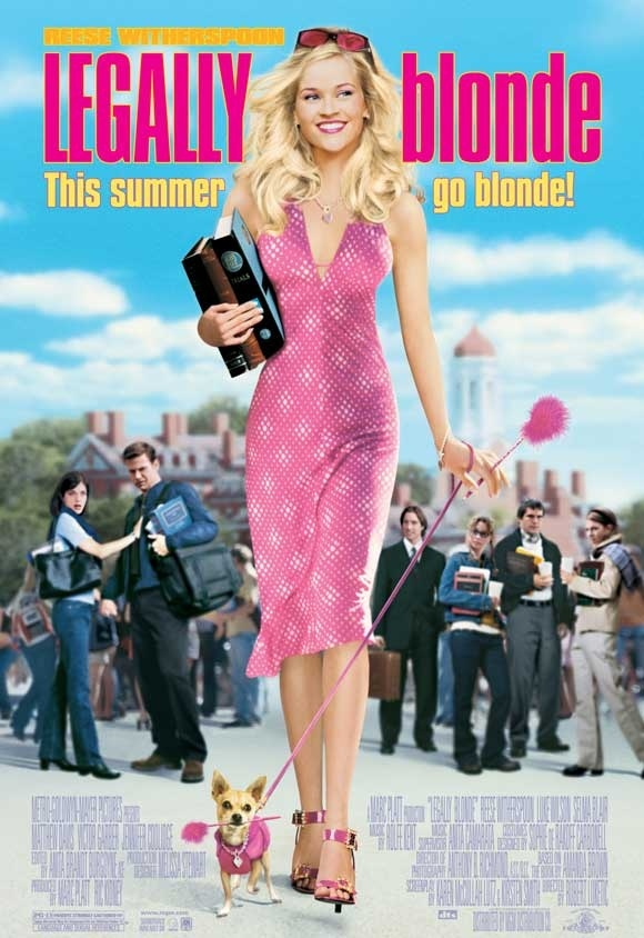 Legally Blonde - #movies watched screamed teared laughed bitched