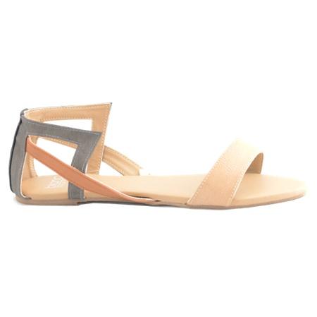 ✕ Florence Sandals (Beige) / #sandals #summer #shoes