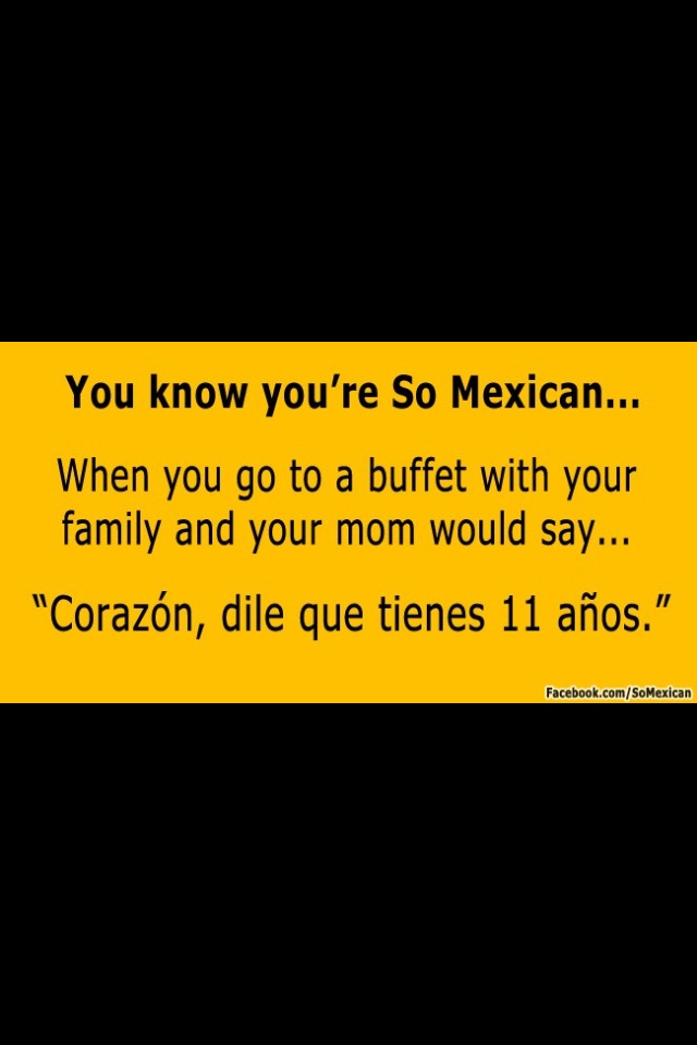 ... so Mexican... | Mexican -my mexican style | Pinterest You Know Youre You Know Youre So Mexican If