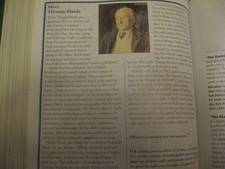 Thomas Hardy's writing room | Inspiration | Pinterest