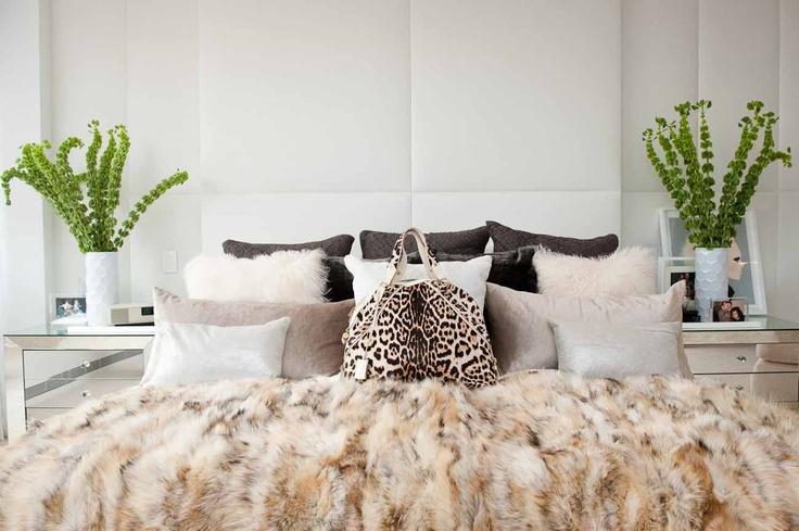 Fur & leopard YSL? NBD. www.thecoveteur.com/jennifer_fisher