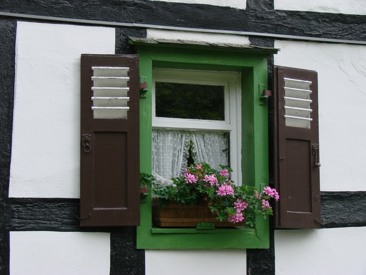 German window doors windows pinterest for Window in german