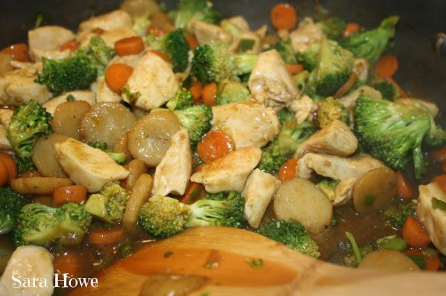 stir fry thai chicken and pine apple stir fry stir fried chicken with ...
