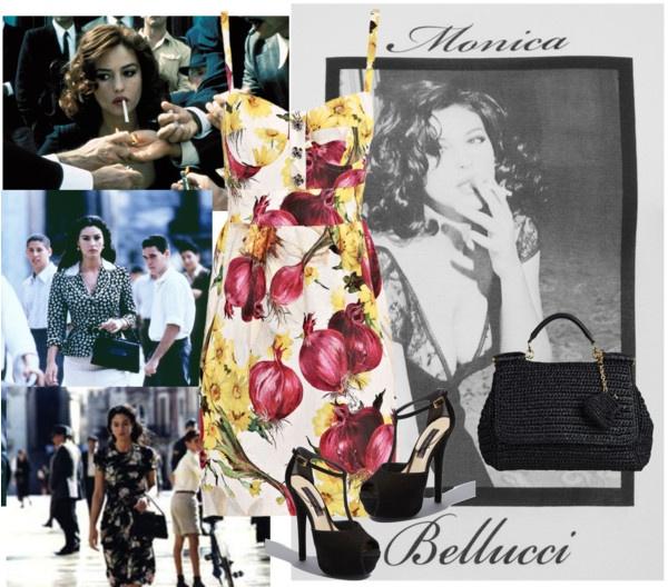Monica Bellucci's Malena