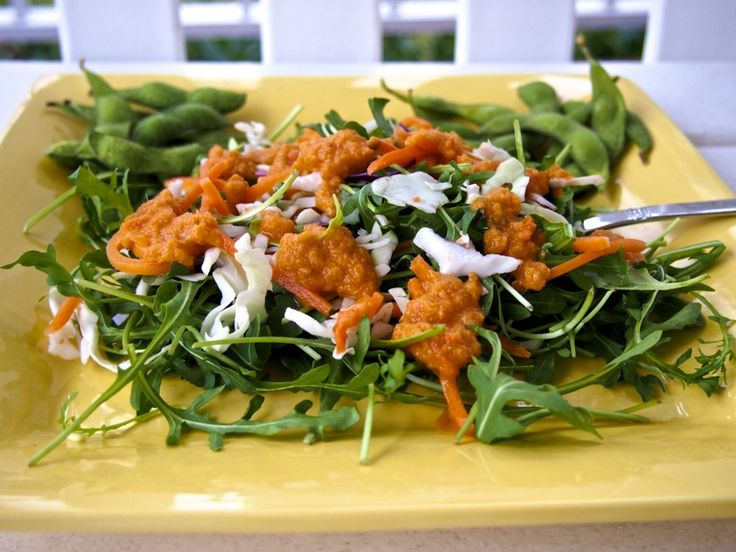 Asian Carrot & Ginger Dressing | Recipe