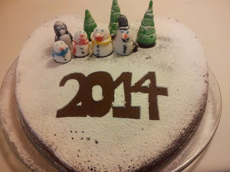 New Year S Day Cake : ??????????!-Greek New Year s Day cake! My Cakes! Pinterest