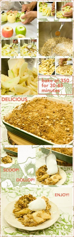apple cobbler   Pies. Crisps. Cobblers.   Pinterest