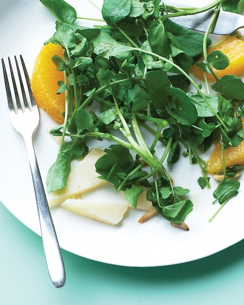 Hearts Of Palm, Corn, Tomatoes & Watercress Salad Recipes — Dishmaps