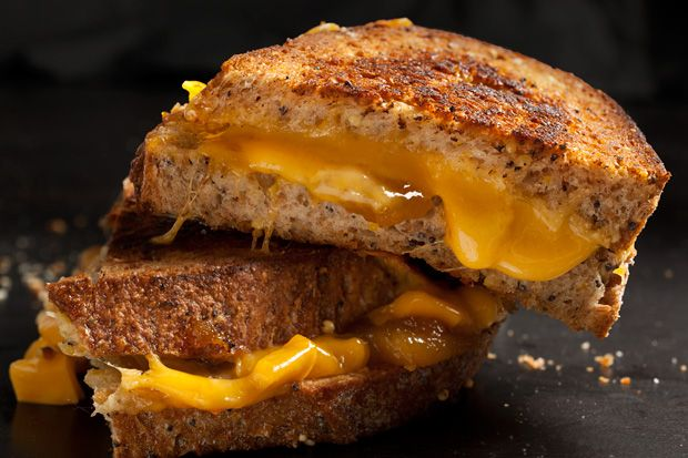 Grilled Cheese Sandwich Inspiration -- lots of variations -- yum! ~ k