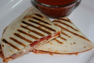 Low Carb Stromboli Panini | Southern Living Yankee Blog | Pinterest