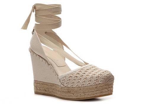 Ralph Lauren Collection Gayle Wedge Sandal | DSW