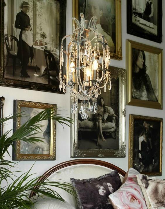 Lamp living room Home Decor