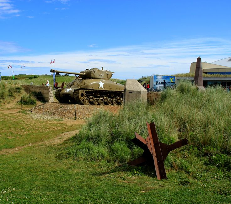 d day museum normandy france