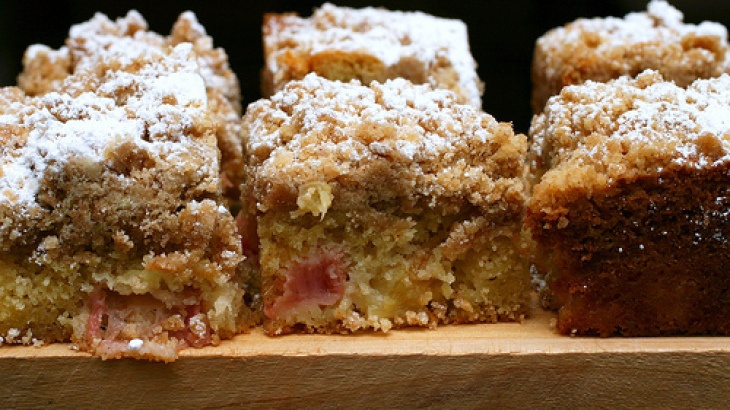 Big Crumb Coffee Cake | Cakes | Pinterest