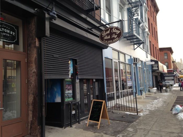 Pin by nikolai antonie on clinton hill pinterest for Bedstuy fish fry nostrand