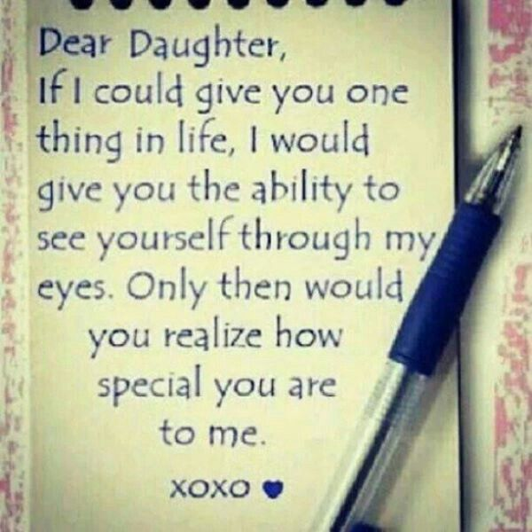 i love you my daughter favorite quotes and sayings