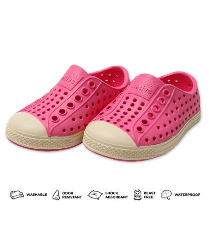 Hollywood Pink Native Jefferson Shoes