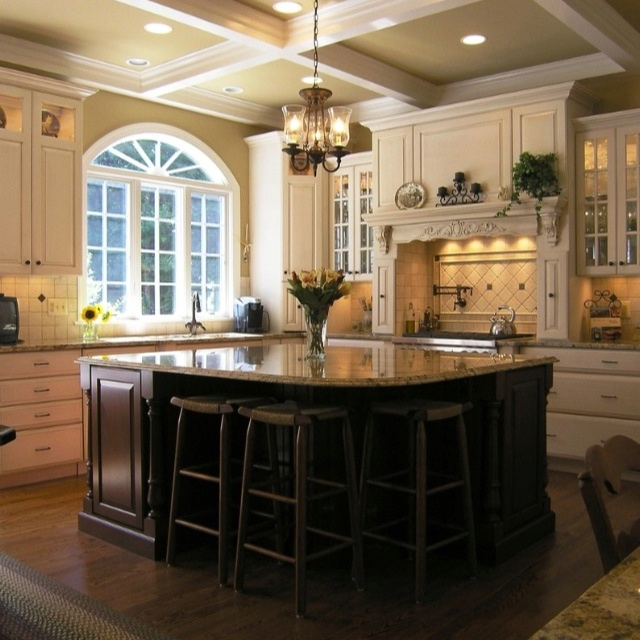 Kitchen island new house ideas pinterest for Kitchen ideas pinterest