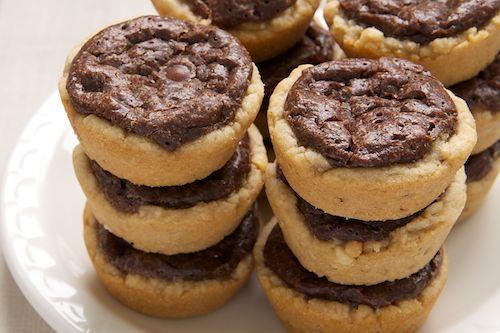 Peanut Butter Fudge Tartlets | Bake or Break