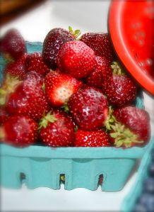 Strawberry Basil Soda | Drinks | Pinterest