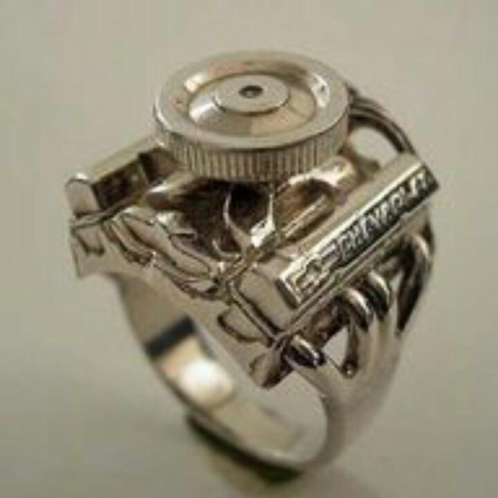 Redneck Wedding Rings
