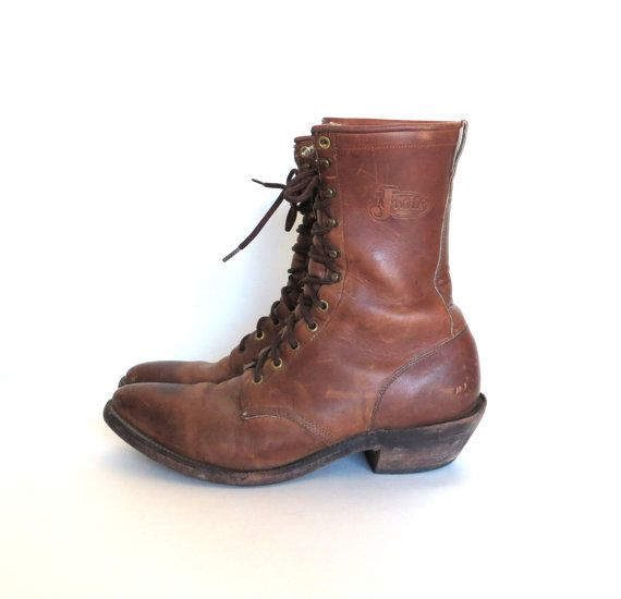 Hipster boots for men