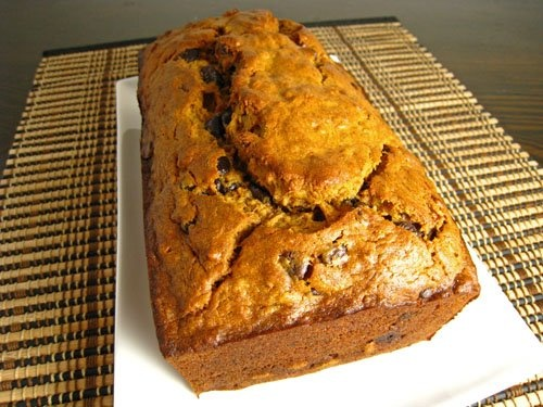 Curried Chocolate Chip Banana | Food/BREAD & ROLLS | Pinterest