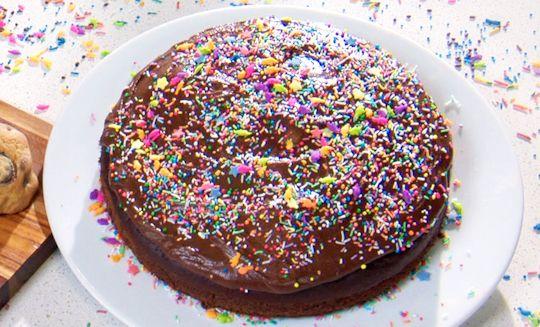 Chocolate Sponge Cake | Recipe