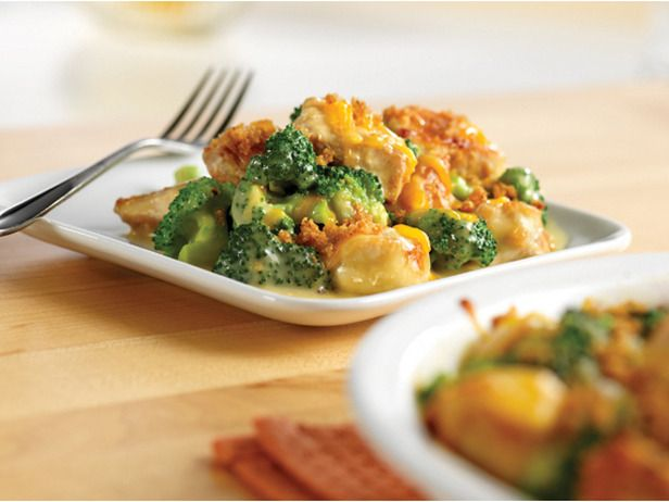 CAMPBELLS_Chicken-Broccoli-Divan | Recipes | Pinterest