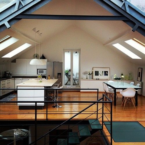 nice loft in lisbon portugal kitchen pinterest. Black Bedroom Furniture Sets. Home Design Ideas
